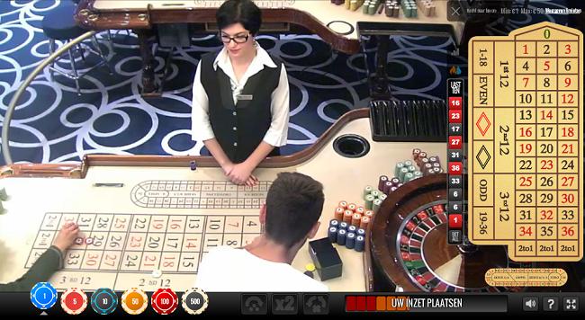 Speel echt live! Niet in een studio maar doe mee in een echt live casino vanuit Malta.